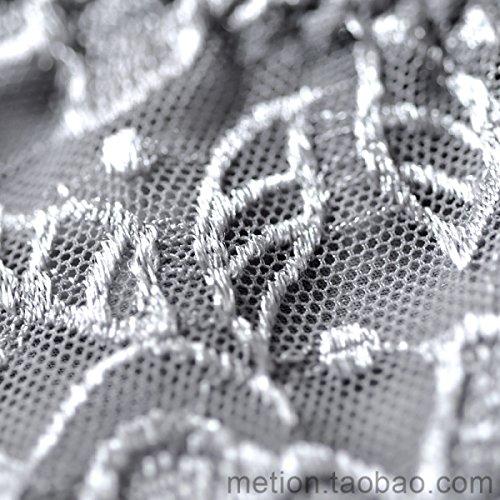 POKWAI La Ropa Interior De Las Mujeres Sin Fisuras De Encaje Escritos Atractivos Transparente Bajo La Cintura De La Tentación De Verano Súper Cómodo A1