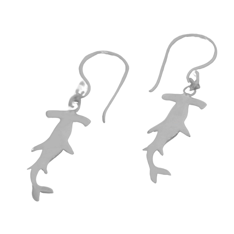 Hammerhead Shark Earrings| SCUBA Diver Gift for women| Surfer Girl Jewelry