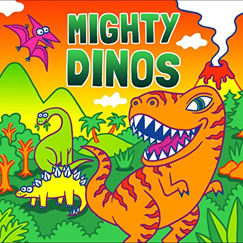Mighty Dinos (Fluorescent Pop!)