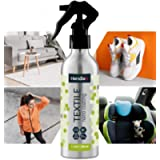 Nano Waterproof Fabric Protector Spray Hendlex 200ml   For Car Home Upholstery and Textile Hydrophobic Protection Dirt…