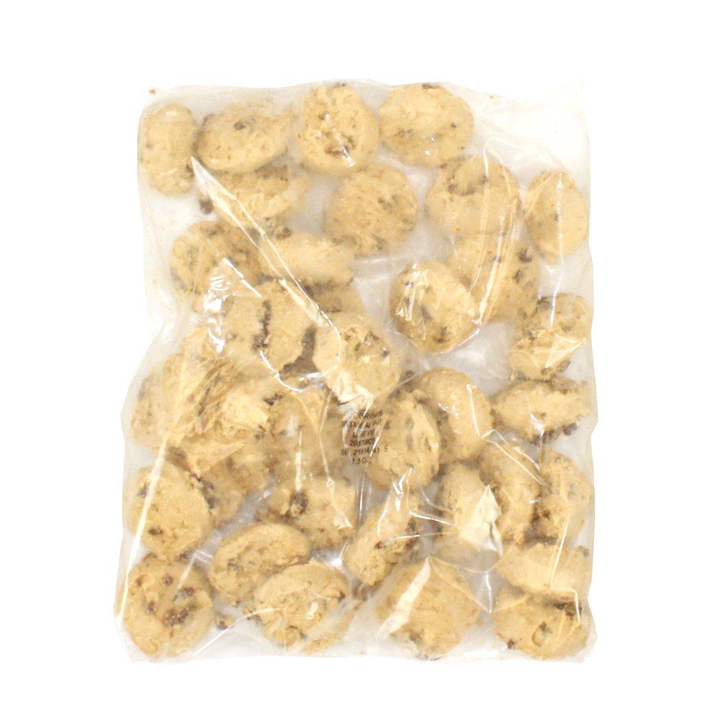 Just Cookies, Oatmeal Raisin Cookie Dough, Frozen Pucks, 1.5 oz, (210 count)