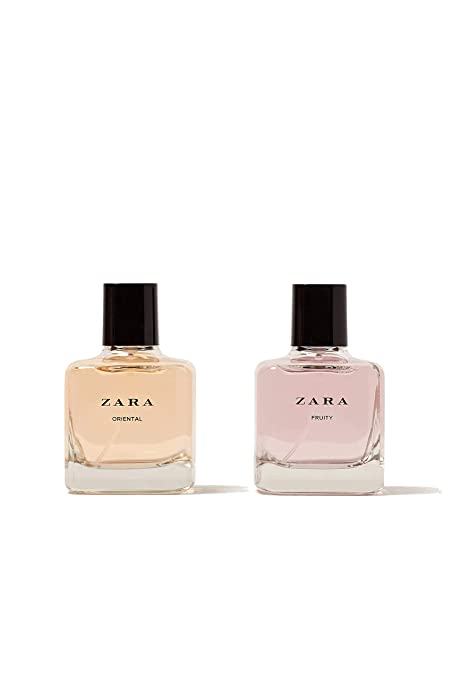 Amazoncom Zara Woman Eau De Toilette Oriental Fruity Edt 100 Ml