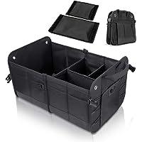$28 » ANTEQI Car Trunk Organizer, Car Storage Organizer - Non Slip Bottom, Portable Cargo…