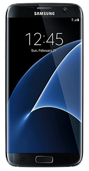 Pre Owned Factory >> Samsung Galaxy S7 Edge Certified Pre Owned Factory Unlocked Phone 5 5 Screen 32gb Black Onyx 1 Year Samsung Us Warranty