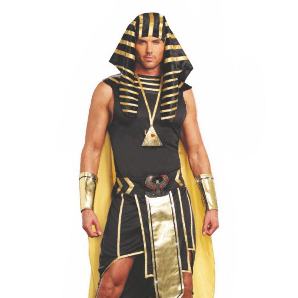 Disfraz Faraón unas Talla M de XL König Egipto verkleidung ...