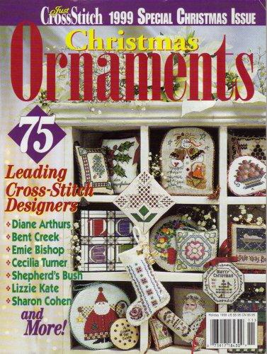 Just Cross Stitch Magazine 1999 Special Christmas Issue (Christmas Ornaments) (Ornament Just Stitch Issue Cross)