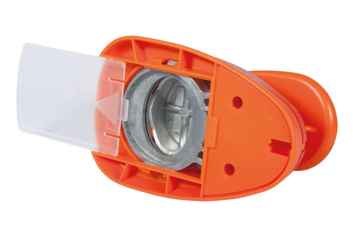 1 Zoll geeignet f/ür Papier//Karton bis zu 200g//m/² /ø 2,54 cm Rayher Hobby 8964400 Motivstanzer Oval