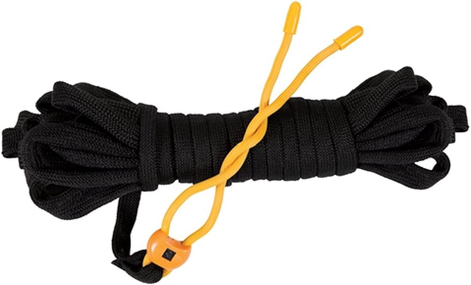 Muddy EZ Twist Pull Up Rope 25 Ft, Black