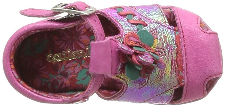 Catimini Centauree, Chaussures premiers pas bébé fille - Rose (47 Ctv Fushia Dpf/Zabou), 20 EU