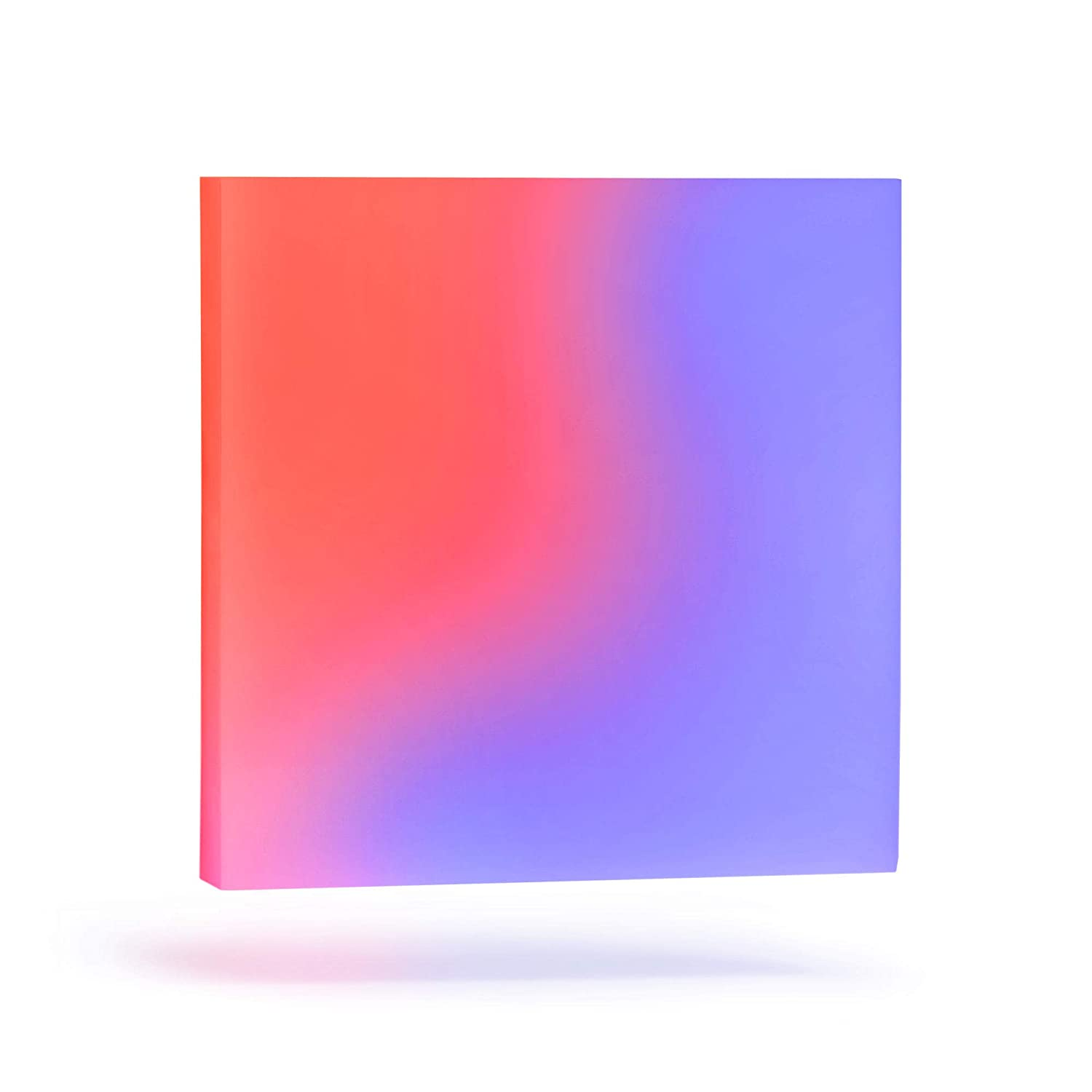LIFX Tile Modular Light Surface, Adjustable, Multicolor, Dimmable, No Hub Required, Works with Alexa, Apple HomeKit and the Google Assistant, Pack of 5