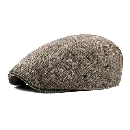 Jiuyue-hats Sombrero Femenino 2019 Unisex Cotton Ivy Duckbill ...