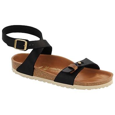 Chaussures Birkenstock Sofia noires femme nPpO5Ev