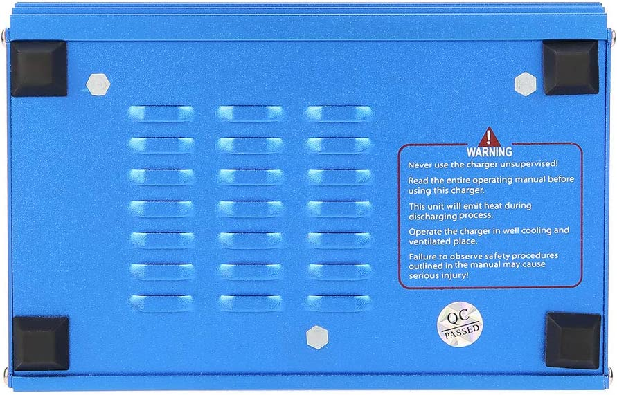 80W B6 Batteriebalanciertes Ladeger/ät Sutinna Ladeger/ät Entlader Digital RC Batterieladeger/ät f/ür NiMH LLiPo #1