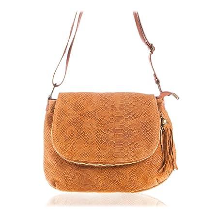 Genuine leather shoulder bag for women. GAMUZA buy online 42dff  2017 New  Designer Handbags Snake Leather Embossed Fashion Women Bag Chain Crossbody  ... 2f52b6d26670e
