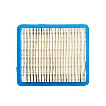 Cartucho de filtros de aire para cortacésped Reemplace el ...