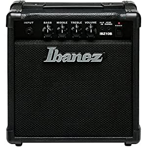 ibanez ibz10b rehearsal rig 10 watt electric bass guitar combo amp musical instruments. Black Bedroom Furniture Sets. Home Design Ideas