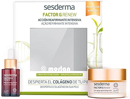 Sesderma Pack Factor G Renew Serum factor G+ Crema antiedad Factor ...