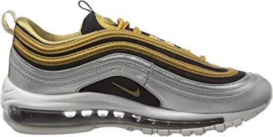 Amazon Com Nike Women S Air Max 97 Se Metallic Gold Fashion