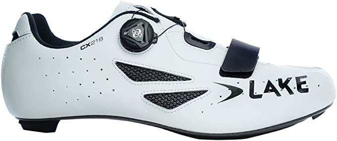 Lake Cx218, Unisex Adult Cycling Shoes, Unisex_Adult, L3013071, Bianco, 41.5: Amazon.co.uk: Shoes & Bags