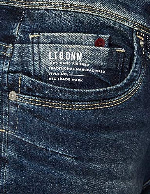 LTB Servando X D dżinsy męskie - Leger 32-34: Odzież