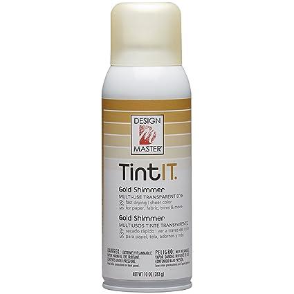 Amazoncom Design Master Tint It Transparent Dye Spray Paint 10