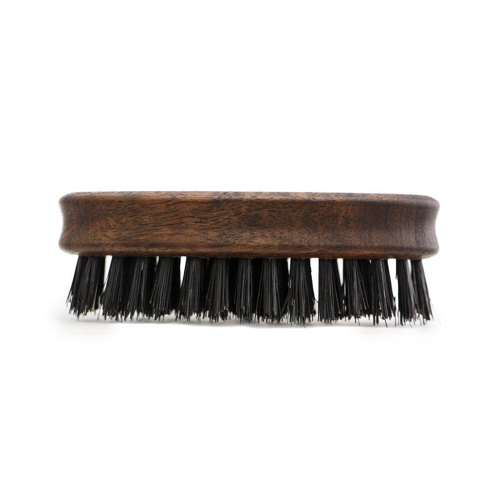 Gøld 's Beard Brush Boar Bristles Oval GØLD's 0752584342495