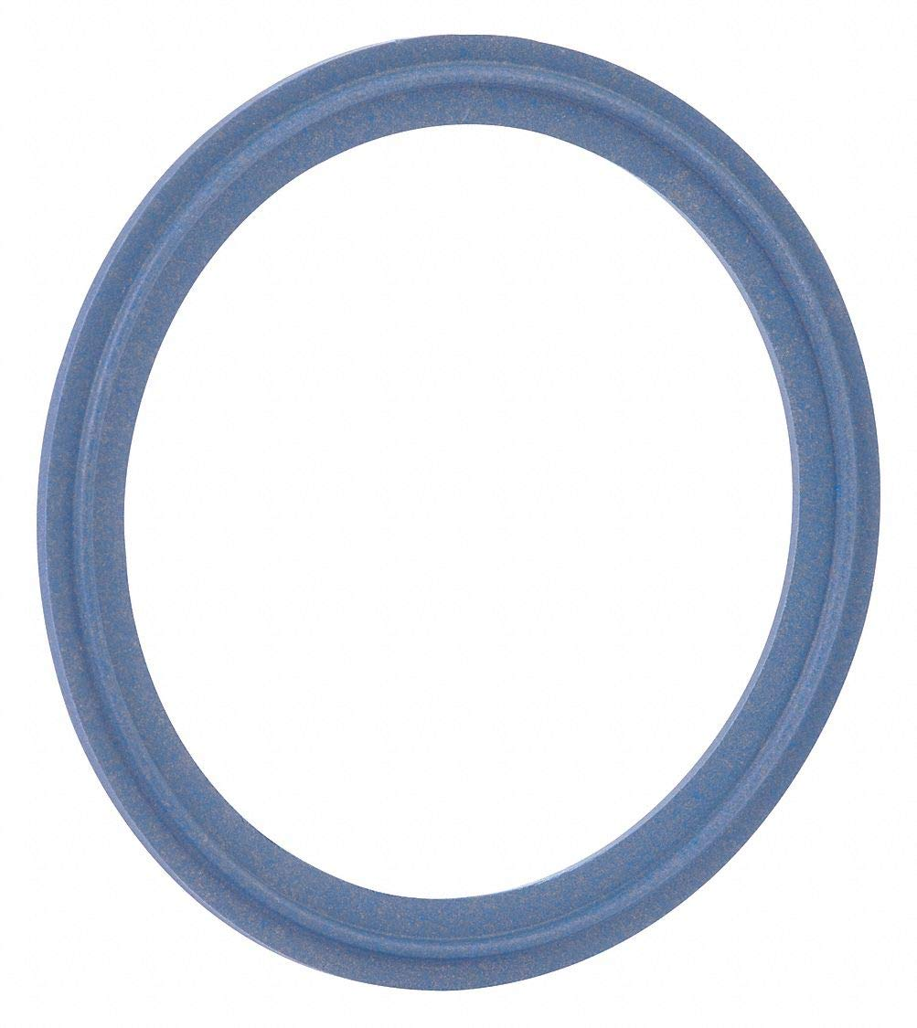 Tri-Clamp Gasket, Tuf-Steel, 3/4'' Tube Size- Pack of 5