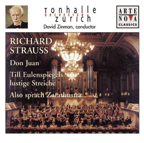 Richard Strauss: Don Juan; Till Eulenspiegel; Also sprach Zarathustra
