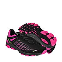 WHATS UP Zapatos ATLETICOS Y URBANOS 130028 3-6 Textil Negro