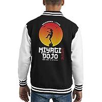 Cloud City 7 Miyagi Dojo California 1984 Karate Kid Kid's Varsity Jacket