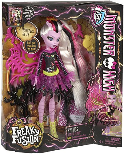Monster High Freaky Fusion Bonita Femur Doll (Discontinued by - Fashion Bonita