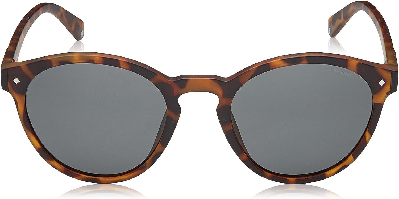 MATT HVNA Polaroid Eyewear Damen PLD 6034//S Sonnenbrille Braun 51