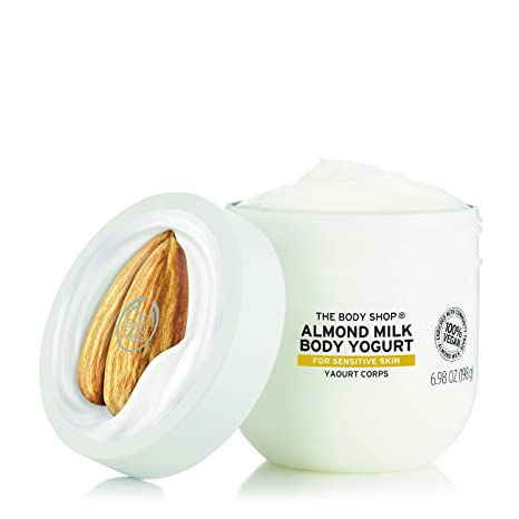 The Body Shop - Yogurt corporal de leche de almendra