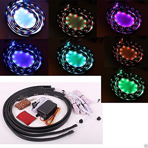7 Color Led Underglow Lights - 9