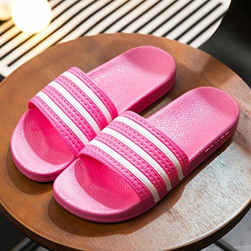 uomini coppie bagno una di gli pantofole per estate pantofole cool fankou spessore 40 Pantofole bagno indoor in home pantofole 39 donne home antiscivolo rosso qn7PU