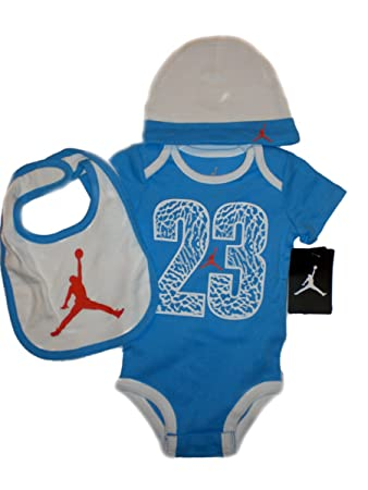 c508dab2362c Image Unavailable. Image not available for. Color  Nike Jordan Infant Baby  Bodysuit