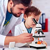 Dicfeos Microscope for Kids and