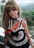 65cm ミニ プラチナシリコーンラブドール セックス人形 セックスおもちゃ成人おもちゃ クロエ 送料無料