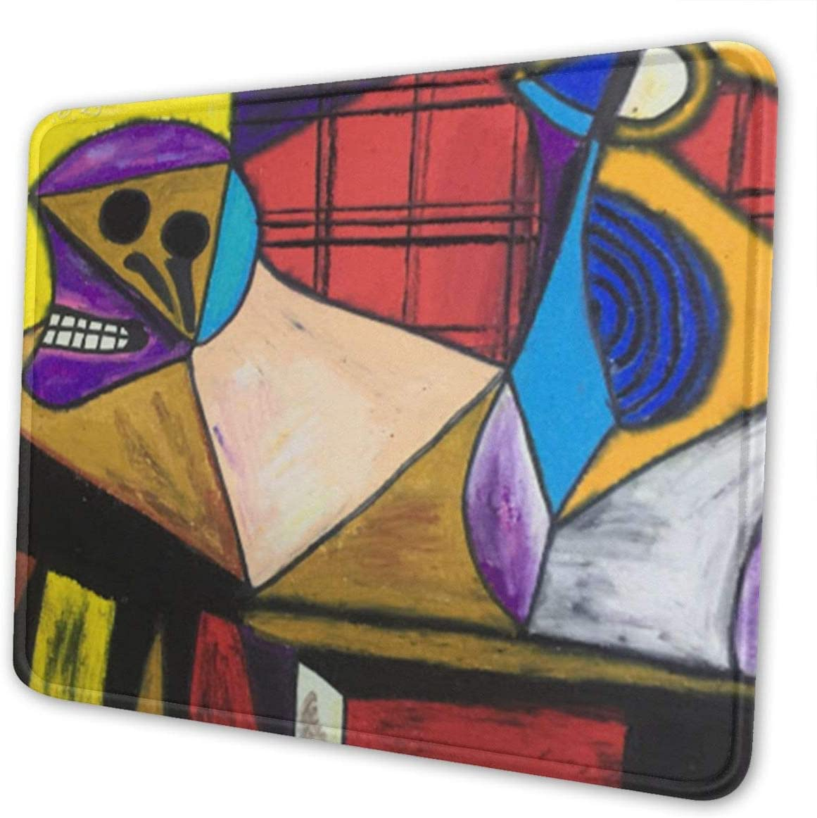Painting Stylish Printing Design is Durable and Green Mouse Pad Abstract