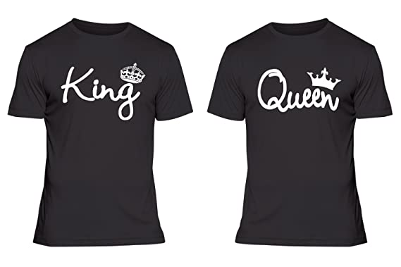 T-shirt for couple