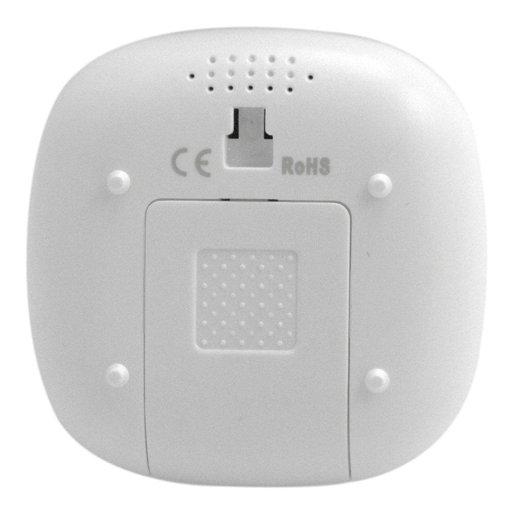 detector inal/ámbrico de agua Alarma y notificaciones por APP Domotify Sensor de dom/ótica de inundaci/ón Domotify Woxter Domotify Sensor de Inundaci/ón Dom/ótica inal/ámbrica