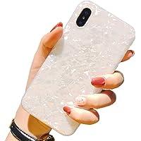 CXvwons Coque pour iPhone XS, Coque pour iPhone XS Max Élégant Bling Bling Housse de Protection Case Silicone Anti-Rayures Anti Choc Housse Étui pour Apple iPhone XS/XS Max/XR