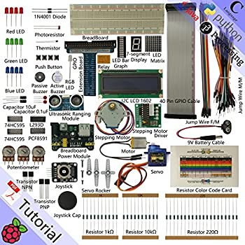 Amazon.com: Freenove Super Starter Kit for Raspberry Pi