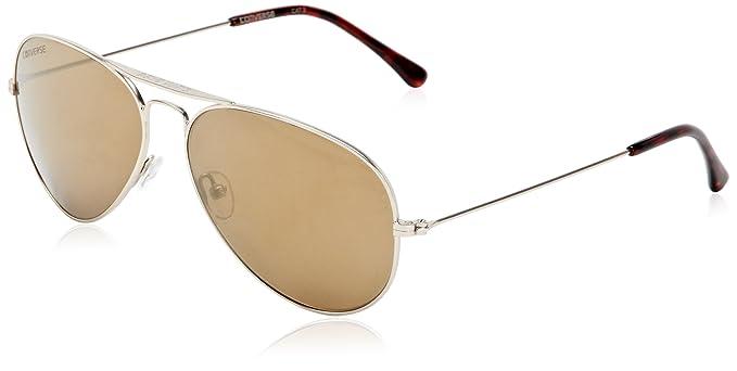 Converse - Gafas de sol Aviador B006 para hombre, Gold ...