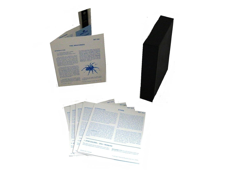 American Educational MicroSlide Arachnids Lesson Set, 15 Lesson Plans, 15