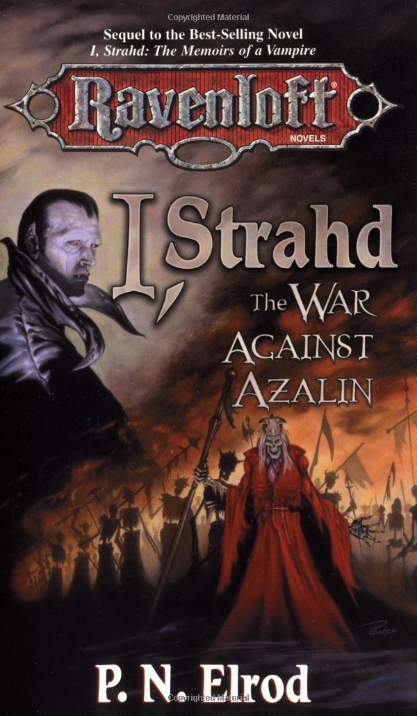 I Strahd  The War Against Azalin  Ravenloft