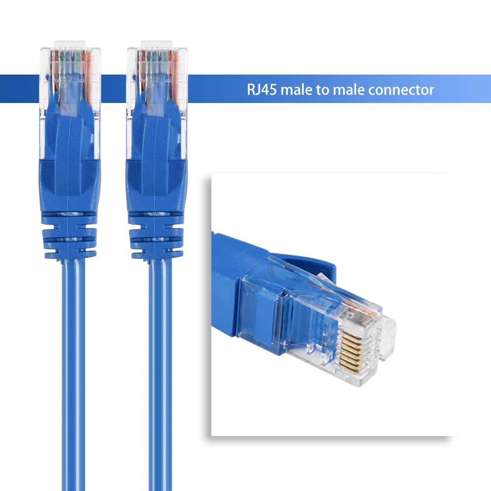 Ethernet Gigabit Lan Netzwerkkabel,Richer-R RJ45 CAT.6: Amazon.de ...