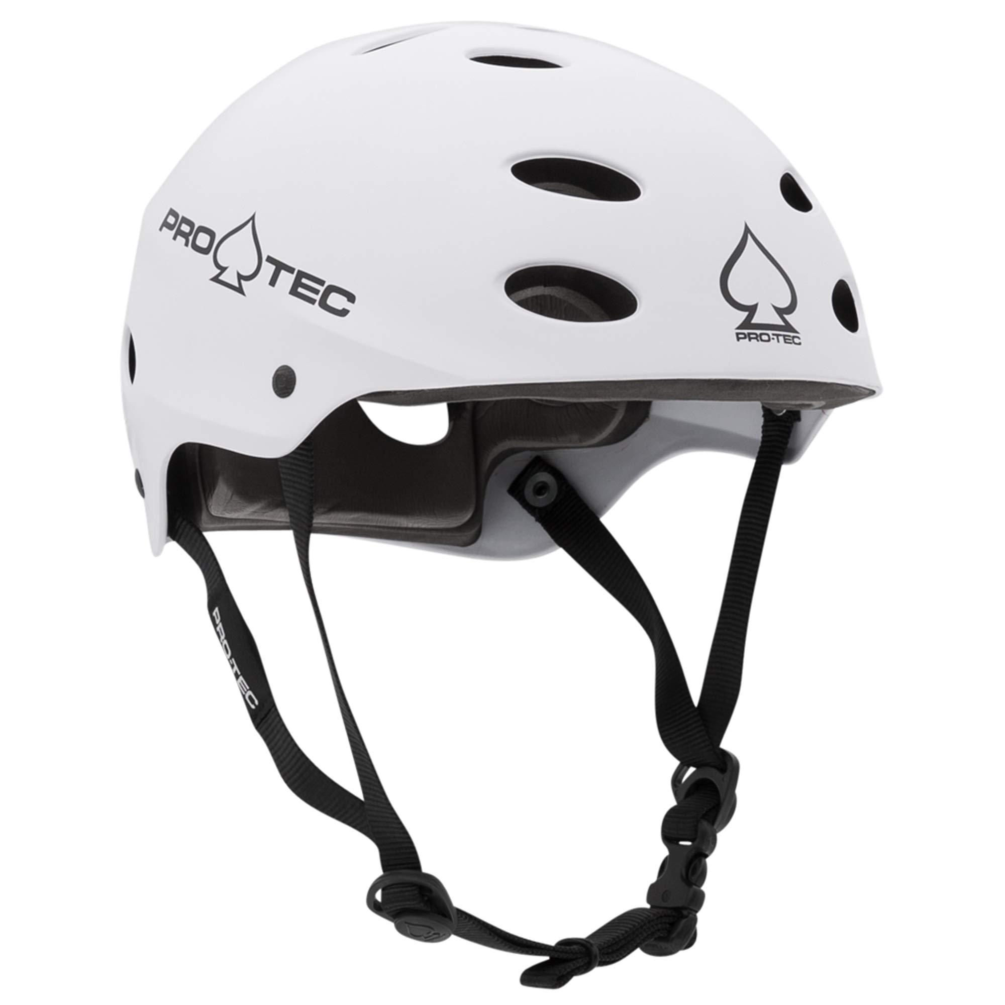 Pro-Tec - Ace Water Helmet, Satin White, M by Pro-Tec