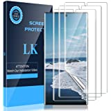 LK [3 Pack] Screen Protector for Samsung Galaxy Note 10 Plus/Note 10+ / Note 10 Plus 5G Flexible Film (Ultrasonic Fingerprint