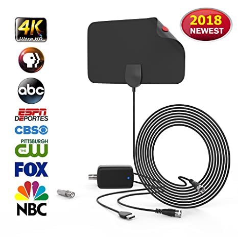 Review TV Antenna Indoor for